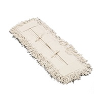 "Carlisle 24"" Cotton Dust Mop"