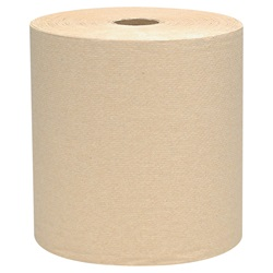 "04142 KC SCOTT KRAFT HARD ROLL TOWEL, 8"" X 800',"