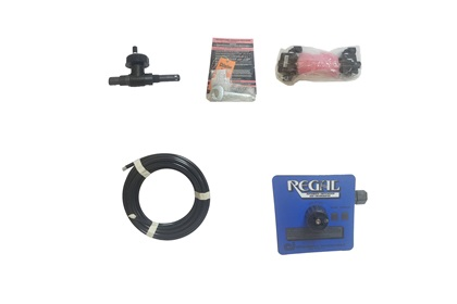 REGAL Model 226 Gas Chlorinator Direct Cylinder Mount System