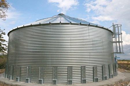 CCI - Custom Built Steel Storage Tanks