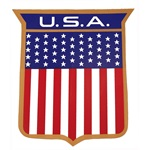 U.S.A. Body Shield Decal