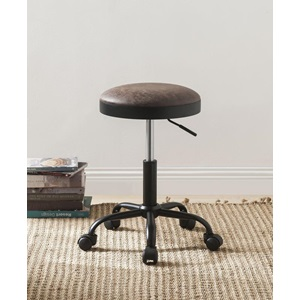 96157 MOCHA ADJUSTABLE STOOL