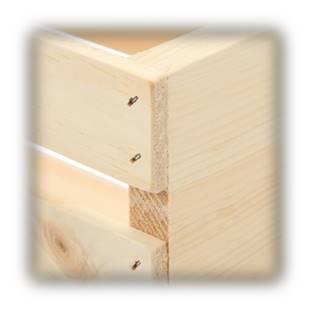 Gmi Gates Large Wood Crates