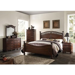 22770Q MANFRED QUEEN BED