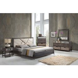 20944CK ADRIANNA CAL KING BED