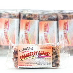 Chewels, Cranberry - 2oz (Box of 12)