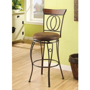 96046 SWIVEL BAR CHAIR
