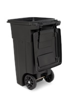 32 Gallon Two Wheel Carts