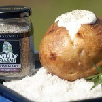 Rosemary Celtic Sea Salt® Baked Potatoes