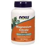 Magnesium Citrate 200 mg (100 Tabs)