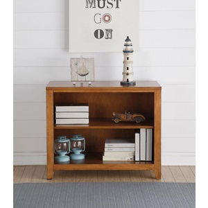 30563 CHERRY OAK BOOKSHELF