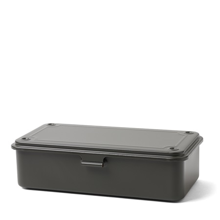Toyo Steel Toolbox Small Camo Green