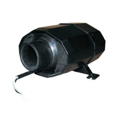 BLOWER: 1.0HP 240V WITH 4-PIN AMP PLUG 3-1/2' CORD SILENT AIRE SERIES