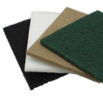 Thick Floor Maintenance Pads for Orbital Sanders
