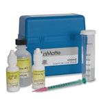 Iodine Test Kit-Direct Reading Titrator Method (LaMotte 7253-DR)