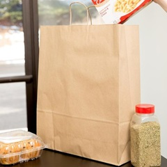 Bags - Paper Merchandise & Twisted Handle Bags