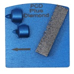PCD + Diamond Grinder Tooling Compatible with: Husqvarna® Redi Lock®