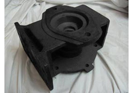"Banjo 3"" Pump Cast Iron Hydraulic Motor Adapter"