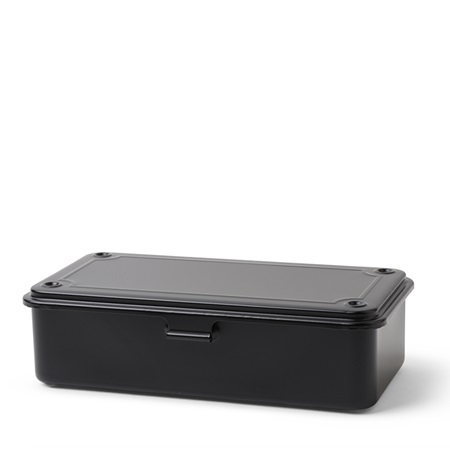 Toyo Steel Toolbox Small Black