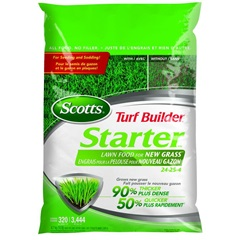 Scotts Turf Builder Starter