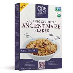 Ancient Maize Flakes, OG - 12oz
