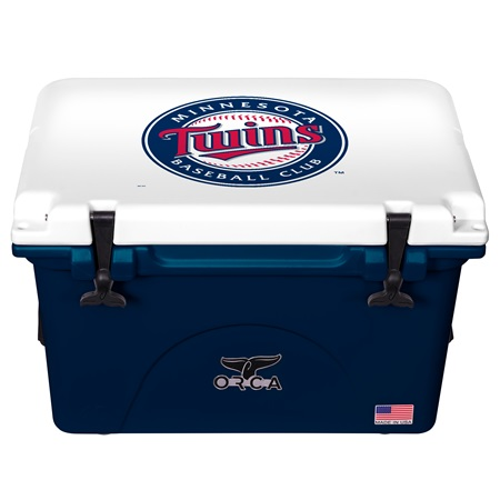 Minnesota Twins 40 Quart
