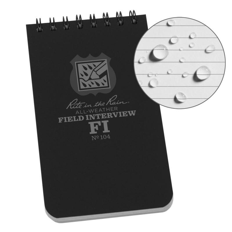 Field Interview Notebook