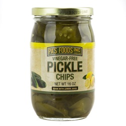 Pickle Chips (Sweet)