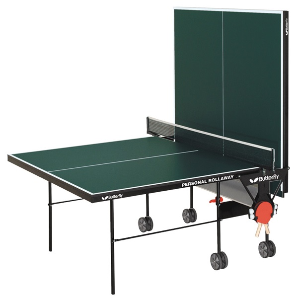 Butterfly Table Tennis Personal Rollaway Table Great Value