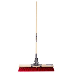 Pro Series Push Broom