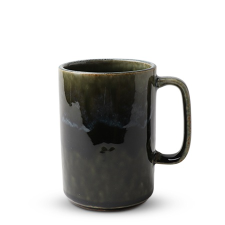 Green Iraho 16 Oz. Mug