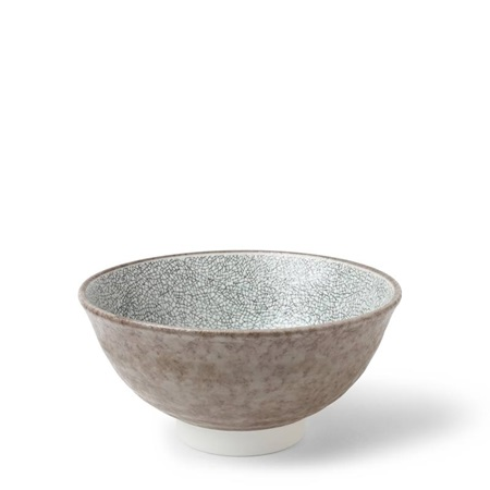 "Hiware Gray 6.25"" Bowl"