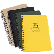 Side-Spiral Notebooks