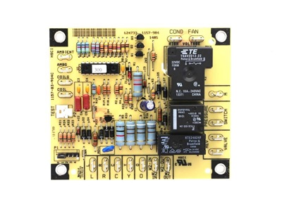 Demand Defrost Board with Delay