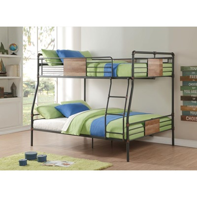 37725 BRANTLEY F/Q BUNK BED