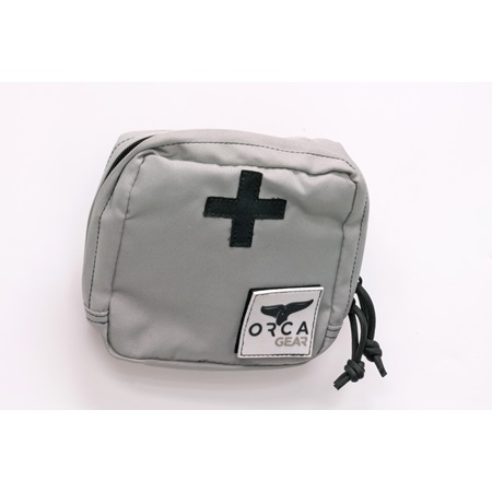 First Aid Kit Grey/Black