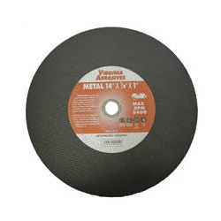 Cut-Off Wheels for High Speed Portable Gas & Electric Saws - Reinforced Type 1 - Metal