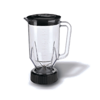 Waring CAC29 Blender Container with Lid & Blade