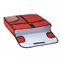 "Winco BGPZ-20 Pizza Delivery Bag 20"" X 20"" X 5"""