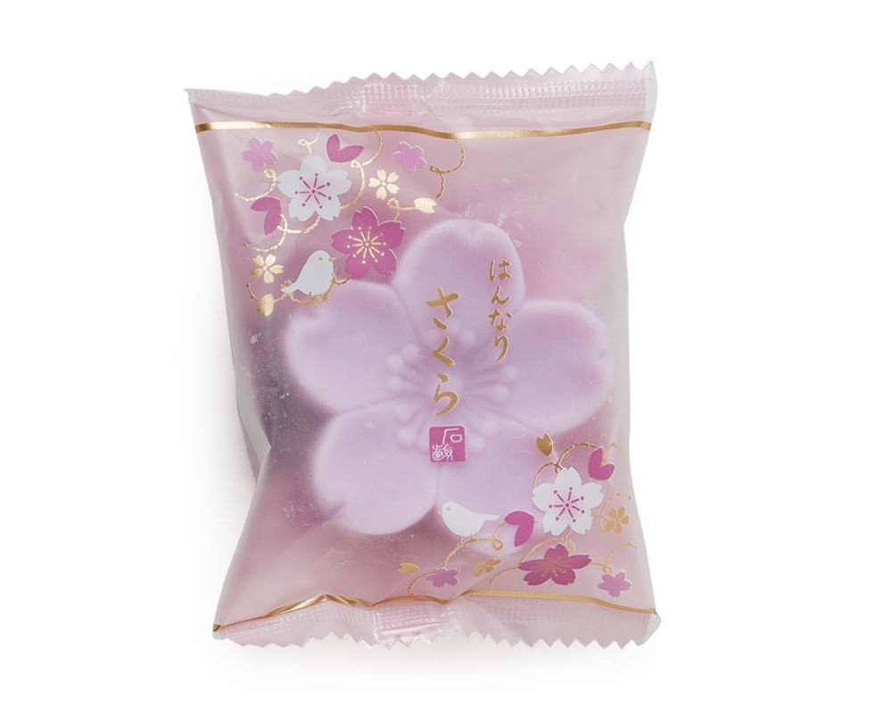"Soap 2.25"" Sakura Light Purple"