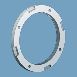 Clamp Ring, Muff Coupling