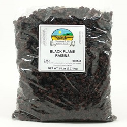 Raisins, Black Flame Large