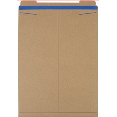 "20 X 27"" KRAFT STAY FLAT MAILER, 50/CS   RM12"