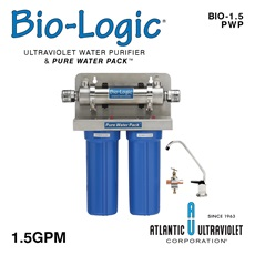 Bio-Logic® Pure Water Pack™ (Lamp / Quartz Sleeve / Filters Included)