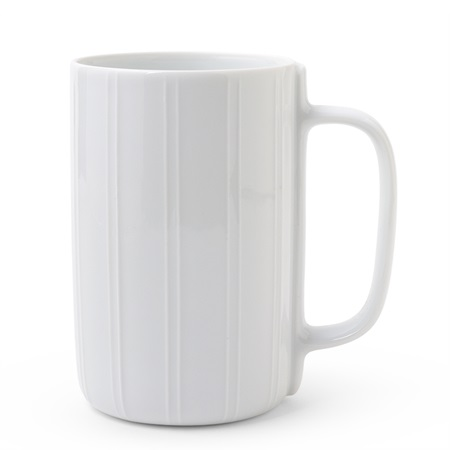 Mori Relief Mug Stripes