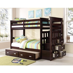 10170_KIT ALLENTOWN TWIN/TWIN BUNK BED