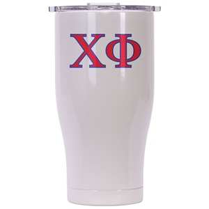 Chi Phi Pearl/Clear Chaser 27oz