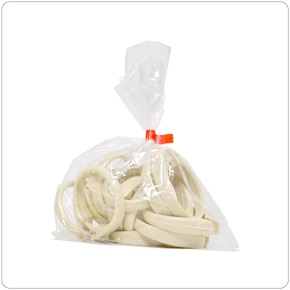 Shower Curtain Rings, Beige