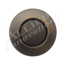 AIR BUTTON TRIM: #15 CLASSIC TOUCH, OLD WORLD BRONZE