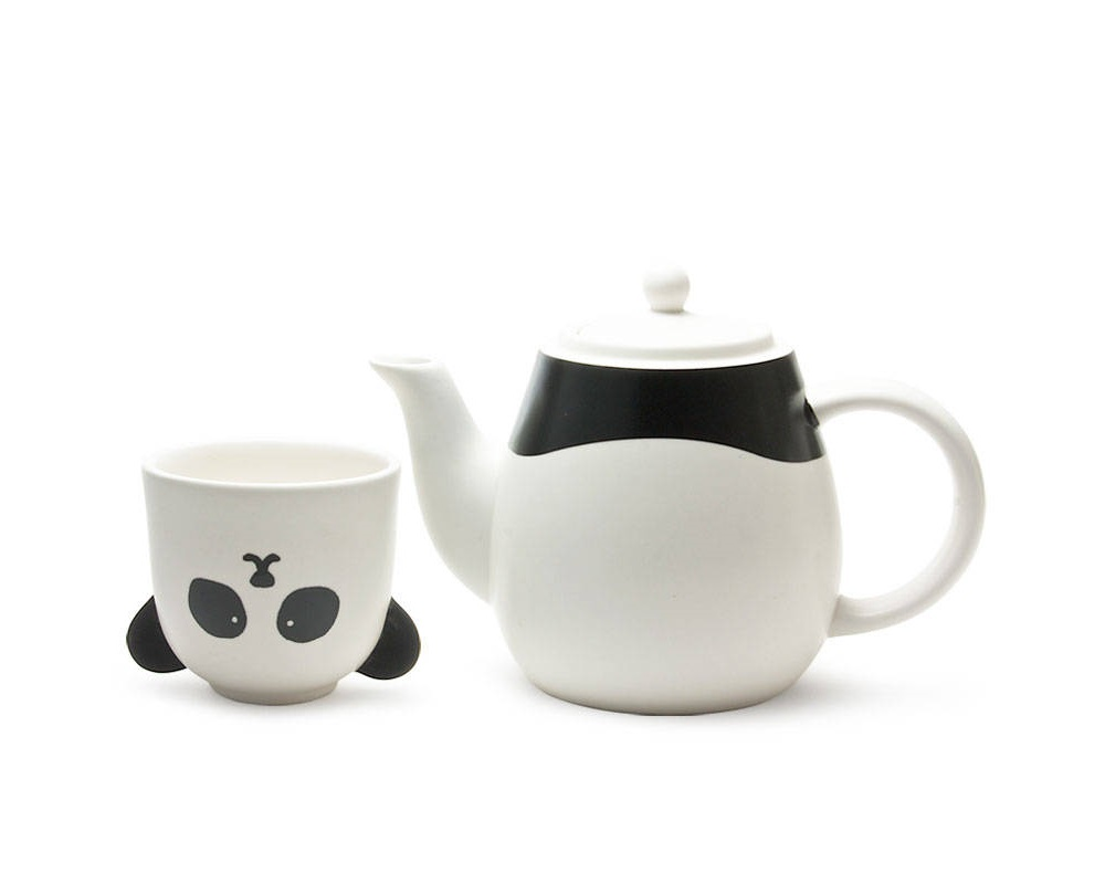 Panda Tea Set